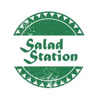 The Salad Station Logo