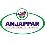 Anjappar Chettinad (Seattle, WA) Logo