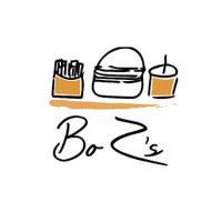 BOZ'S Burger Bistro Logo