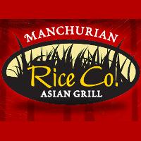 Manchurian Rice Company Logo