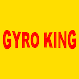 Gyro King - Food Truck Logo