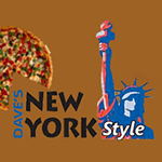 Dave's New York Pizza Logo