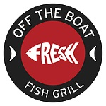 Off The Boat Fish Grill Logo
