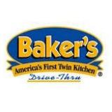Baker's Drive-Thru Logo