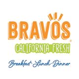 Bravos California Fresh  Logo