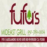 FuFu's Mediterranean Grill Logo