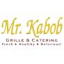 Mr. Kabob Mediterranean Grille Logo