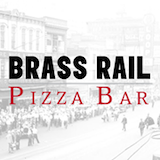 Brass Rail Pizza Bar Logo