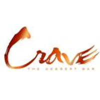 Crave Dessert Bar Logo