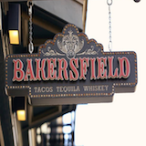 Bakersfield Tacos Tequila Whiskey Logo