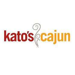 Kato's Cajun Logo