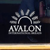 Avalon Cafe and Bakery Logo