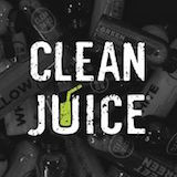 Clean Juice Bar Logo