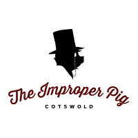 The Improper Pig (Rea Farm) Logo