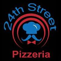 24th St. Pizzeria Logo