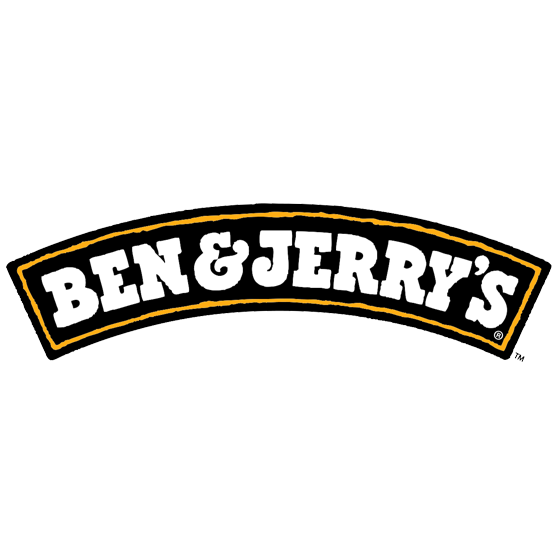 Ben & Jerry's Ice Cream Logo