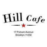 Hill Cafe (Putnam Ave) Logo
