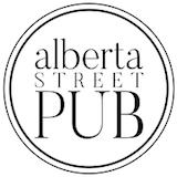 The Alberta Street Public House Logo