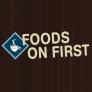 Foods on First Diner Logo