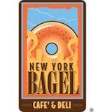 NY Bagel & Sandwich Shop Logo