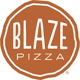 Blaze Pizza - Boston University Logo