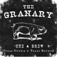 The Granary 'Cue & Brew Logo