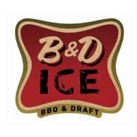 B & D Ice House-BBQ & Draft Logo