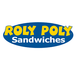 Roly Poly Sandwiches Logo