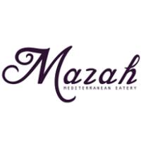 Mazah Mediterranean Eatery Logo