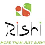 Rishi Sushi Logo