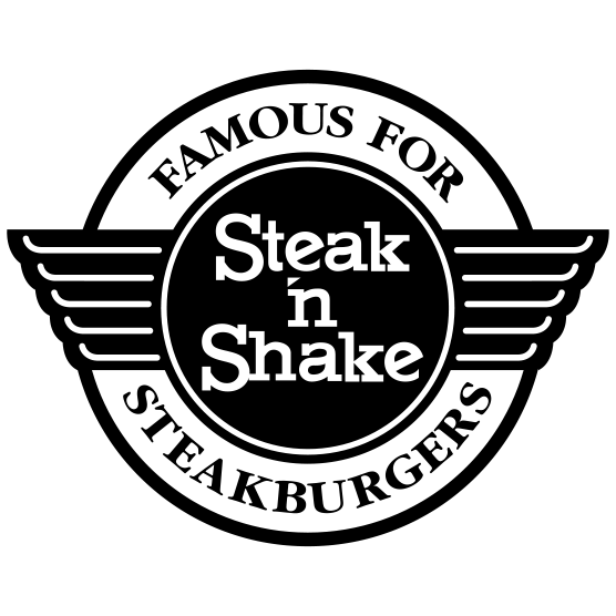Steak n Shake (4929 N. NW Old Pike Road) Logo