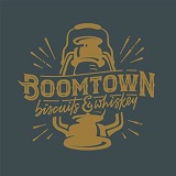 Boomtown Biscuits Logo