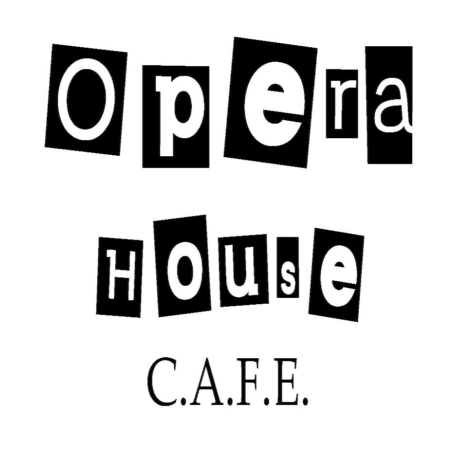 Opera House C.A.F.E. Logo
