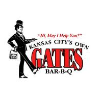 Gates Bar-B-Q Logo
