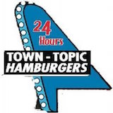 Town-Topic Hamburgers Logo