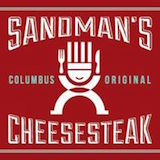 Sandman's Cheesesteak Logo