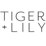 tiger + lily Logo