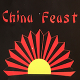 China Feast - E 12th St Logo
