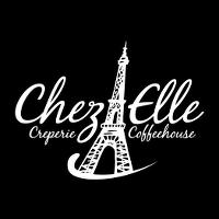 Chez Elle Creperie & Coffeehouse Logo