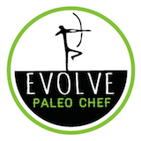 Evolve Juicery & Paleo Kitchen Logo