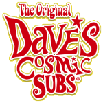 Dave's Cosmic Subs Logo