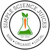 Simple Science Juices-Crossroads Logo