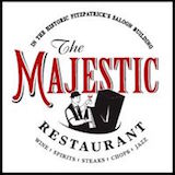 The Majestic Restaurant Logo