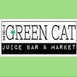 The Green Cat Logo