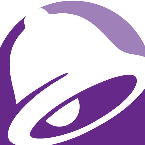 Taco Bell (1360 Great Neck Road) Logo