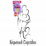 K Squared Cupcakes Logo