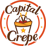 Capital Crepes Logo