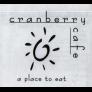 Cranberry Cafe Logo
