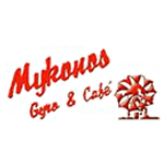 Mykonos Gyro & Cafe Logo