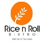 Rice N Roll Bistro Logo